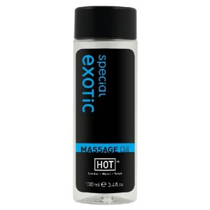 Masažno olje HOT Special Exotic, 100 ml