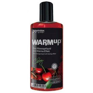 Masažno olje WARMup Cherry, 150 ml