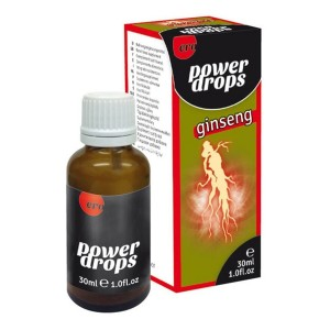 Kapljice Power Ginseng Men, 30 ml