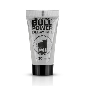 Gel za zakasnitev orgazma Bull Power, 30 ml