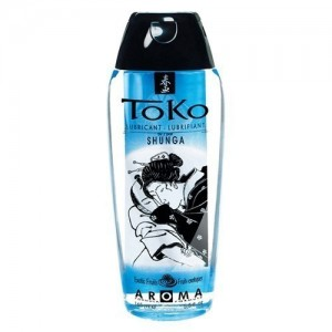 Lubrikant Shunga Toko Exotic Fruits, 165 ml