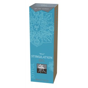 Gel za stimulacijo Mint, 30 ml