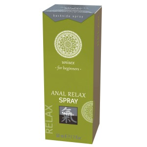 Analni sprej For Beginners, 50 ml
