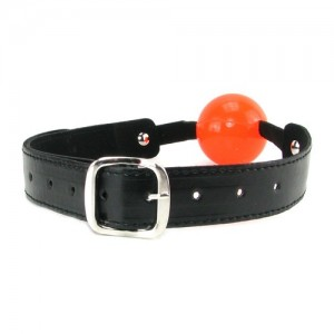 S&M Solid Ball Gag