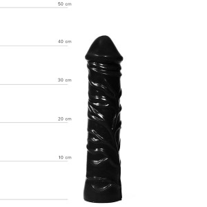 Dildo All Black 33 cm