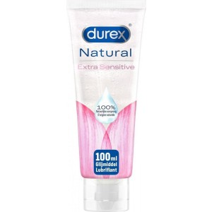 Naravni lubrikant Durex Extra Sensitive, 100 ml