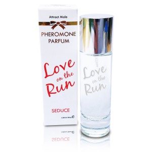 Ženski parfum s feromoni Love on the run, 30 ml