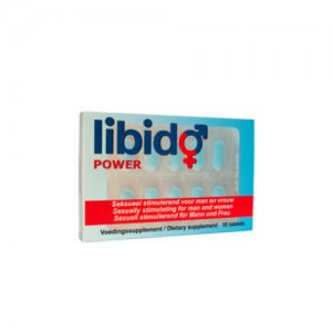 Tablete Libido Power, 10 kom