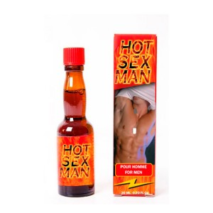 Kapljice Hot Sex, 20 ml