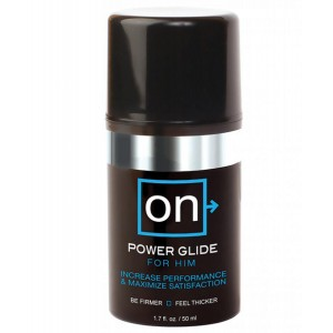 Erekcijski gel On™ Power Glide, 50 ml