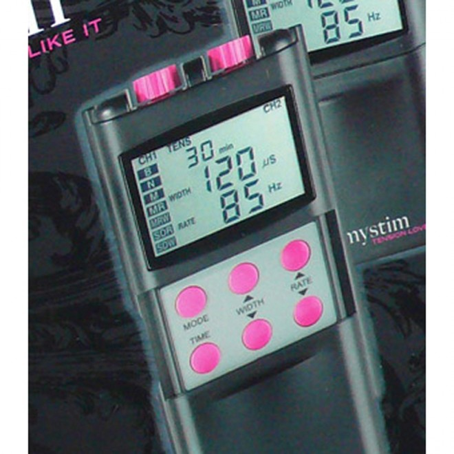 Komplet Tension Lover E-Stim Tens