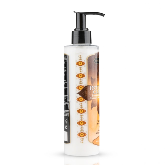Krema za britje Kamasutra Intimate Caress za ženske Coconut Pineapple, 250 ml