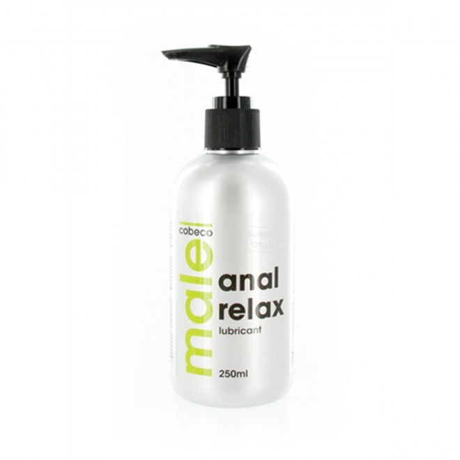 Analni lubrikant MALE Anal Relax, 250ml