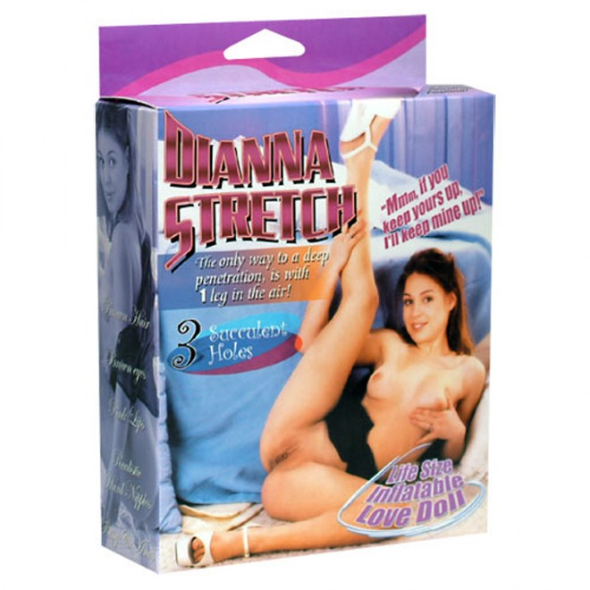 Seks lutka Dianna Stretch