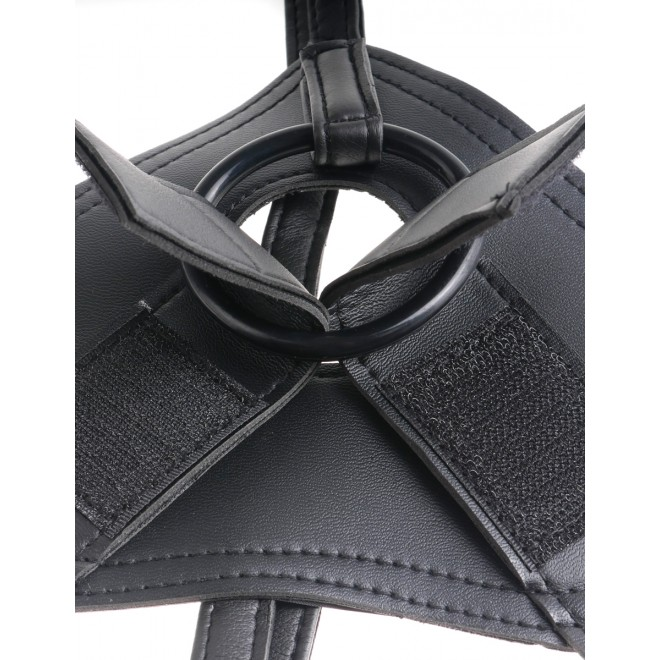 Strap On King Cock, 20 cm