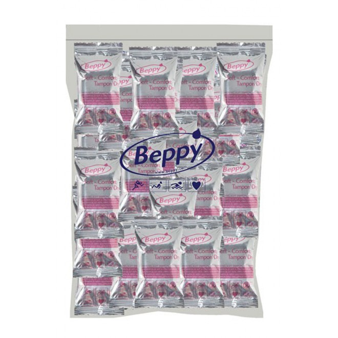 Beppy - DRY Tampons - 30 kos