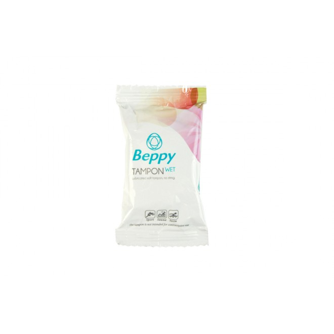 Tamponi Beppy - Wet - 4 kos