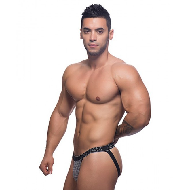 Jockstrap Sheer Stripe Y-Back