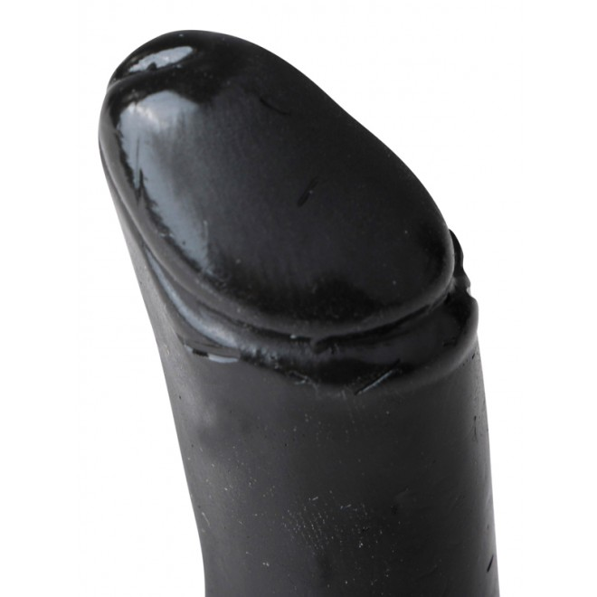 Dildo All Black 9 cm
