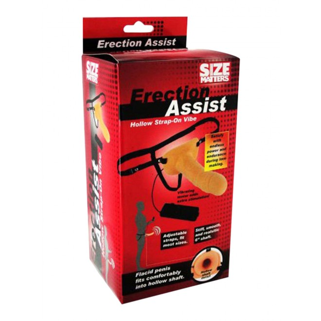 Strap on Size Matters Erection Assist votel