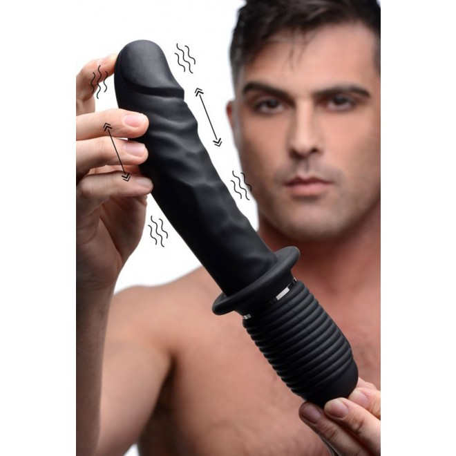 Vibrator Power Pounder Machine