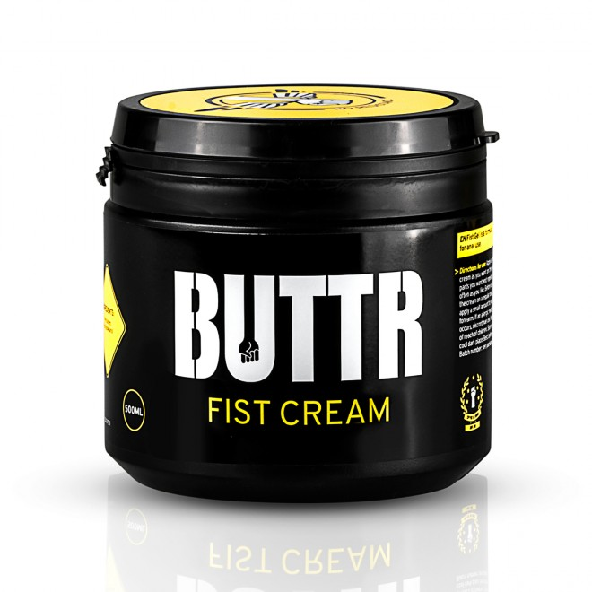 Lubrikant BUTTR Fisting Cream, 500ml