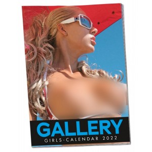 Pin-up Calender Soft Gallery Girls 2022