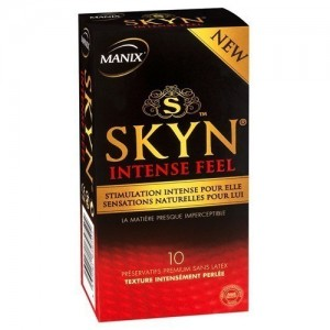 Kondomi Manix SKYN Intense Feel, 10 kom