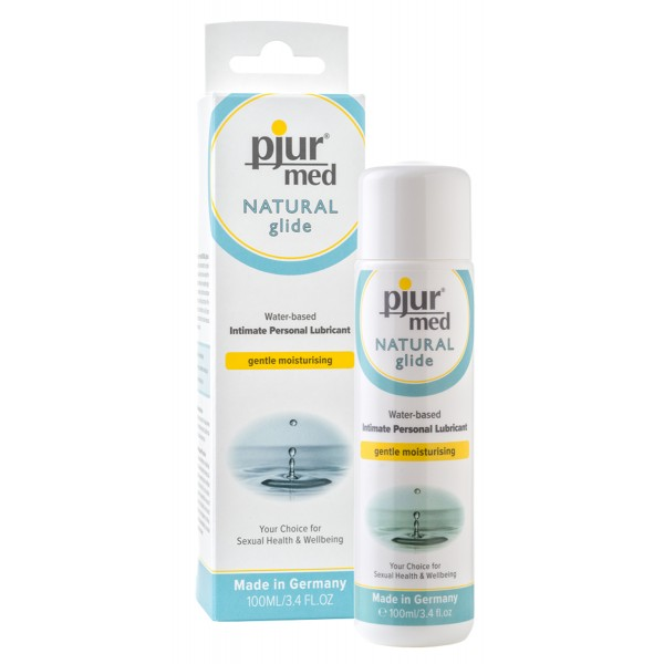 Lubrikant Pjur med Natural glide 100 ml