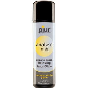 Pjur Analyse Me Silicone-Based Anal Lubricant - 250 ml