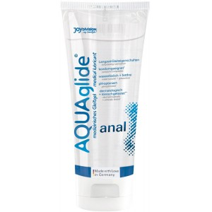 Analni lubrikant AQUAglide Anal, 100 ml