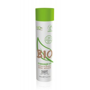 Masažno ulje HOT BIO Bitter Almond - 100 ml