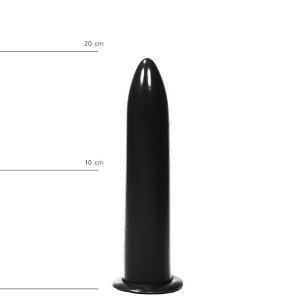 Analni dildo All Black 20 cm