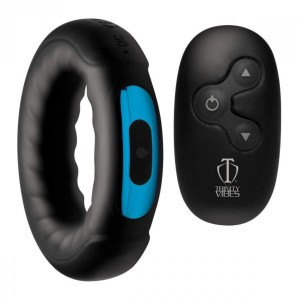 Vibrating Cock Ring With Remote Control