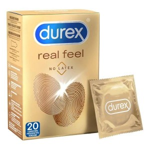 Kondomi Durex Real Feel, 20 kom
