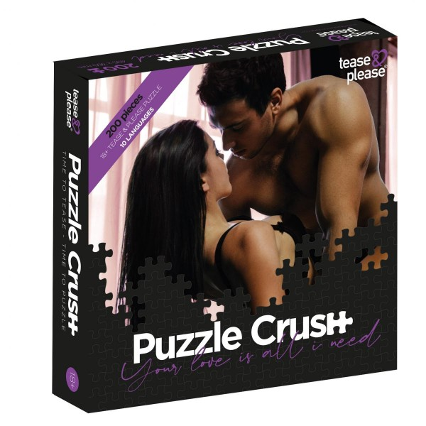 Puzzle Crush Your Love is All I Need