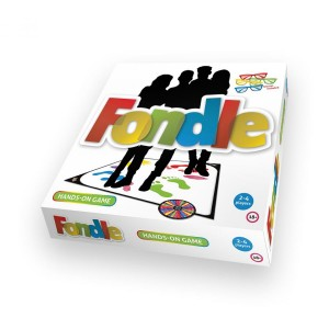 Fondle Game