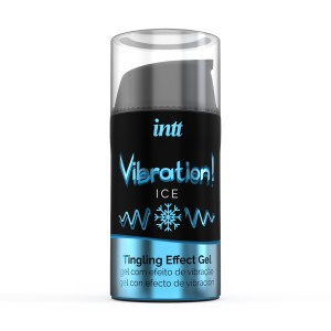 Stimulirajući gel Vibration! Ice