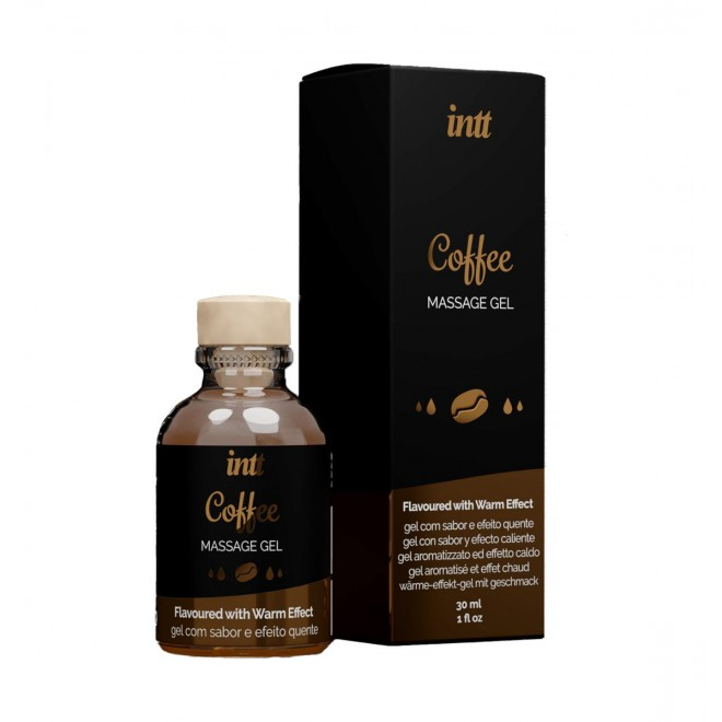 Masažni gel Coffee, 30 ml