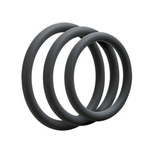 3 C-Ring Set - Thin - Slate