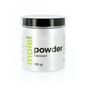 MALE - Powder Lubricant (250ml)