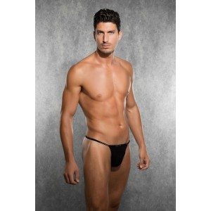 Men's Thong - Black