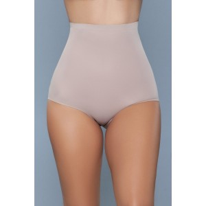 Waist Your Time Shapewear Panties - Beige