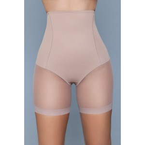 Held Together Shaping Shorts - Beige