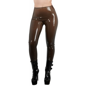 Latex Tights - Smoke