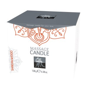 Massage Candle - Sandalwood