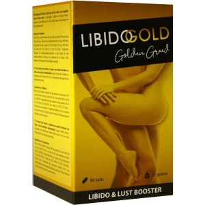 Libido Gold Golden Greed