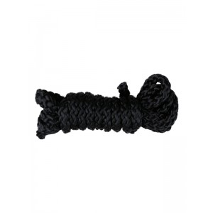 Kinbaku Mini Rope - 1,5m - Black