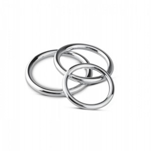 Cock/Ball Ring & Glans Ring Set