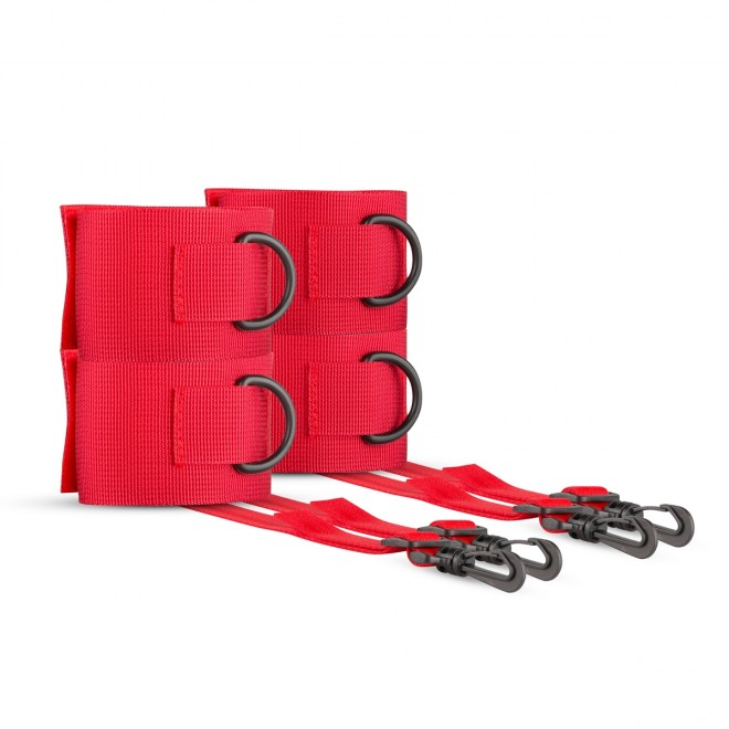 Bryce Bed Restraint System - Red